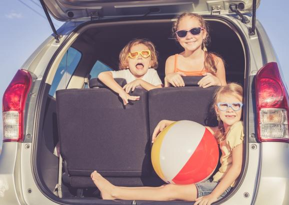 Create a pre-purchase checklist when buying a large family vehicle.