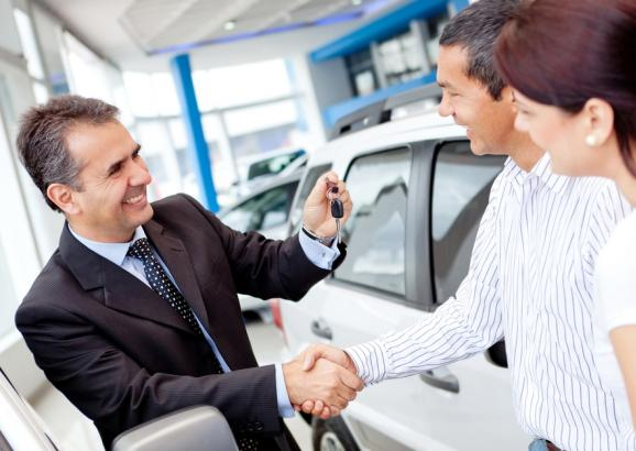 Three things to do before you buy a used car at a dealership.