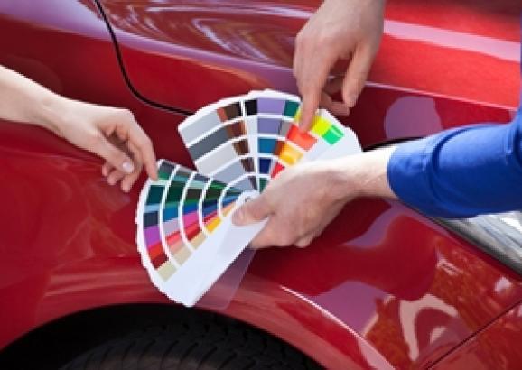 What's hiding beneath a car's paint job?