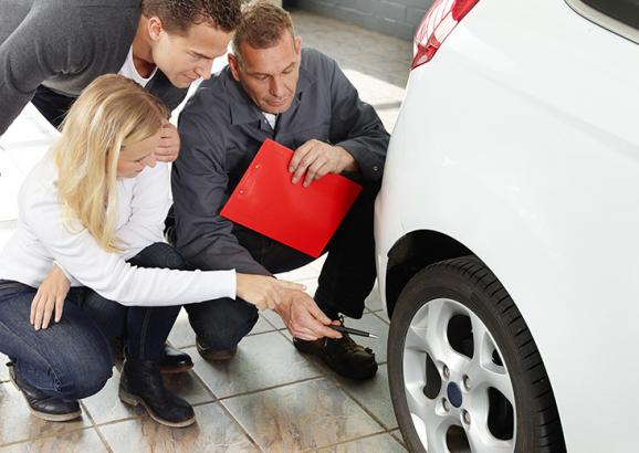 Used car checks before buying 2014