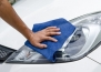 Wipe down your car with a microfibre cloth to ensure a streak-free shine.
